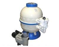 Фильтровальная установка Kripsol Granada бок. подсоед. GLO506-71 (500мм, 10м3/ч)
