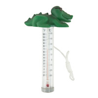 Градусник-игрушка Kokido Крокодил