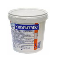 «ХЛОРИТЭКС» «ударный» органический хлор в гранулах