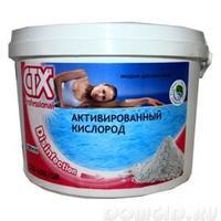СТХ-100 Активированный кислород в гранулах 100 г