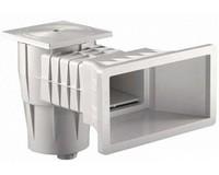 Скиммер универсальный из ABS-пластика Kripsol SKAL, удлиненный широкий забор